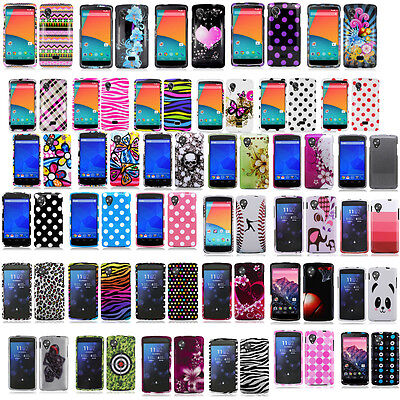For Lg Nexus 5 Google Phone D820 Hard Snap On Image Case Cover