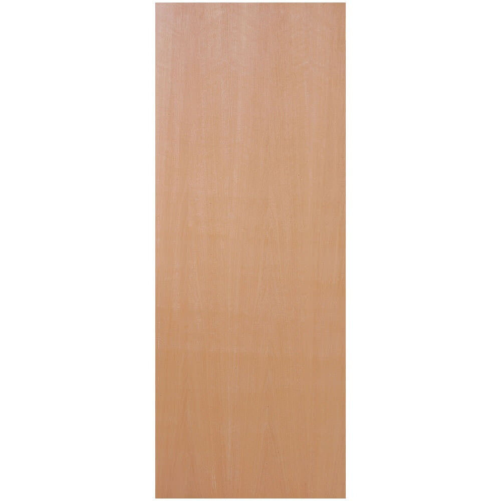 Wickes Ply Veneer Flush Exterior Door 1981 X 838mm Brand New In