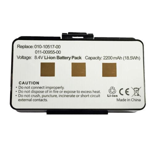 Battery for Garmin GPSMAP 276 276c 296 296c 376 376c 378 396 396c 478 495 496