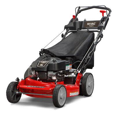 Snapper HI VAC 21 Inch Self Propelled Walk Behind Bag Lawn Mower | MOW-7800980