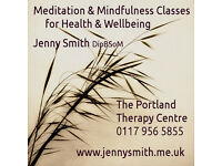 Sunday Morning Meditation and Mindfulness Course