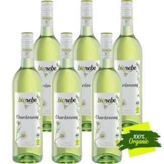 BioRebe-Chardonnay-Vegan-IGP-trocken-wei-12-vol-6-x-75cl-DE-KO-039-Biowein