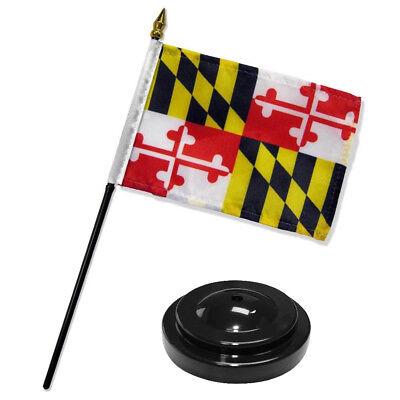 Maryland State Flag 4