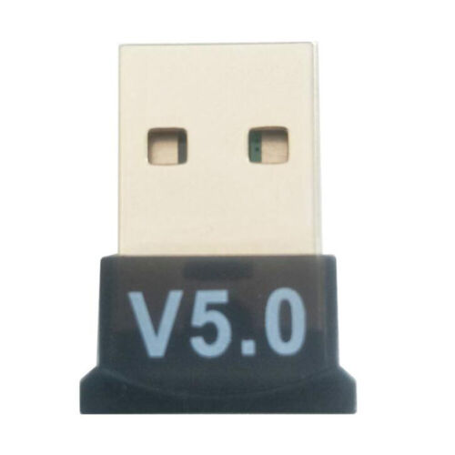USB Bluetooth 5.0 Adapter Wireless Dongle Stereo Receiver Au