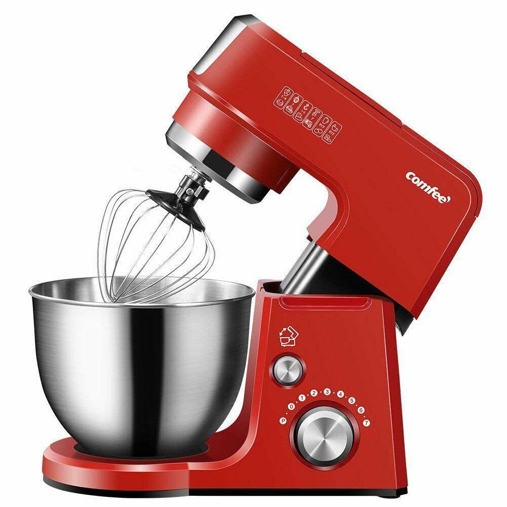 Comfee Kitchen Machine Die Cast 7-in-1 Multi Function Tilt-H