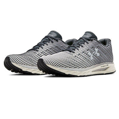 Under Armour Mens Hovr Velociti 2 Running Shoes Trainers Sneakers Grey Yellow