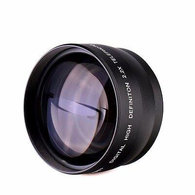 58MM TELEPHOTO Lens + FISHEYE+MACRO LENS FOR CANON REBEL EOS T5 T6S XS XSI AE1