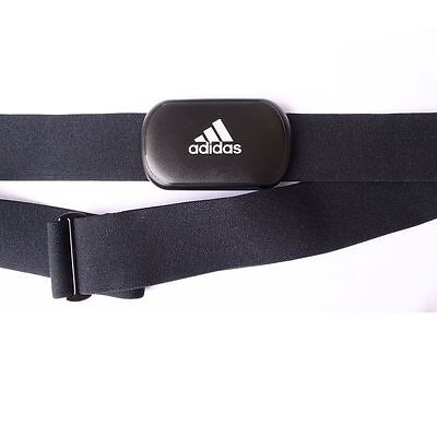 ADIDAS miCoach Smart ANT+ Heart Rate Monitor w/ Strap, works