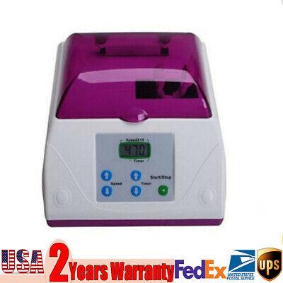 Hl-ah G8 Dental Amalgam Capsule Mixer Blending High Speed Amalgamator 110v 60hz