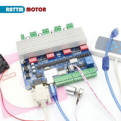 4 Axis Tb6560 Nema23 Stepper Motor Controller Driver Usbcnc Board For Cnc Router
