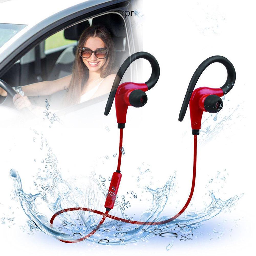 Neu * Sportkopfhörer Bluetooth In-Ear Kopfhörer Wireless Headset Fitness Samsung