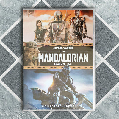 The Mandalorian : Complete Season 1-2 DVD Set Brand New Fast Shipping