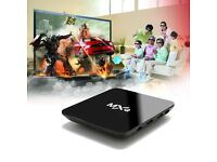 Kodi Box This is the one your looking for FULL UP load-ed with Movies ,Android 6.0, 4K*2K, S905X TV
