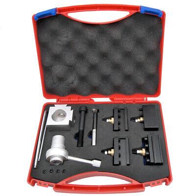 Mini Quick Change Lathe Tool Post Holder Boring Bar Wrench Screw Kit Set U8l3