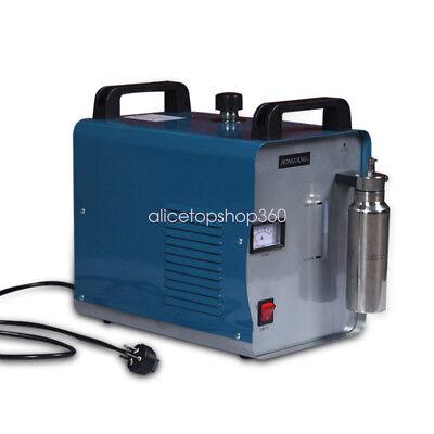 New 75l Oxygen Hydrogen Water Gas Flame Generator Torch Acrylic Polisher Machine
