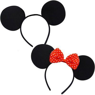 German Trendseller® - Micky & Minnie Maus Set - Micky Und Minnie Maus Kostüme