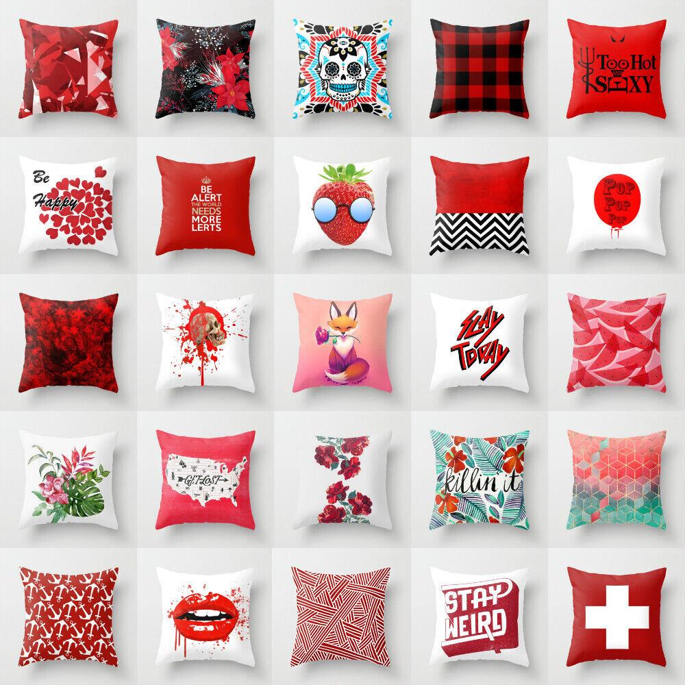 Artificial yoga throw pillows case for sofa Almofada cushion