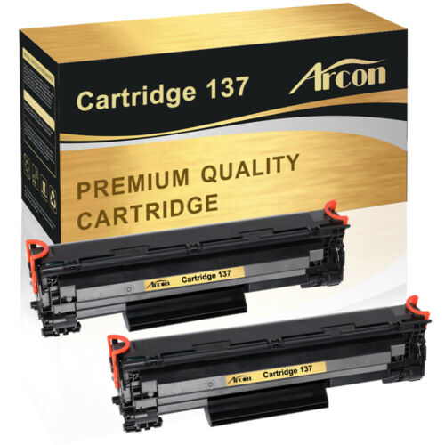 2 CRG137 Toner Cartridge for Canon 137 ImageClass MF227dw MF212w MF232w MF244dw