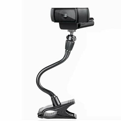 Smatree Flexible Camera Clamp Mount For Logitech Webcam C920 C925e C922x C930