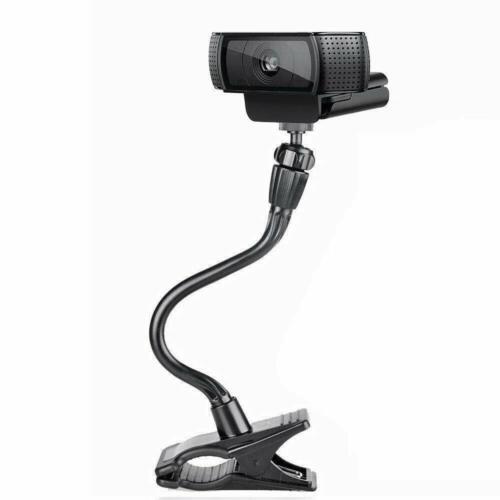 Smatree Flexible Camera Clamp Mount For Logitech Webcam C920 C925e C922x C930