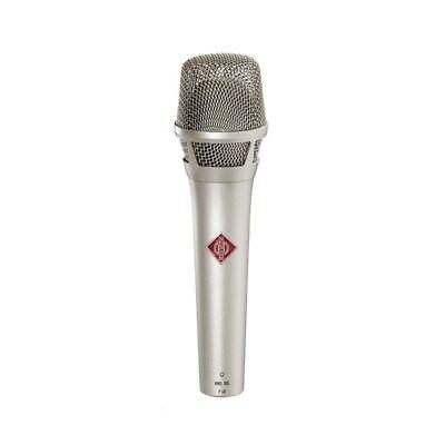 Neumann KMS 105 Live Vocal Condenser Microphone Handheld Performance Nickel NEW - Live Performance Condenser Microphone