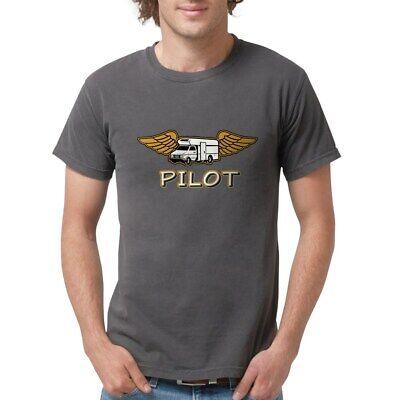 CafePress RV Pilo T Shirt Mens Comfort Colors® Shirt