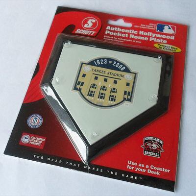 New York Yankees Officially Licenced MLB Mini final Season Home Plate/Coaster
