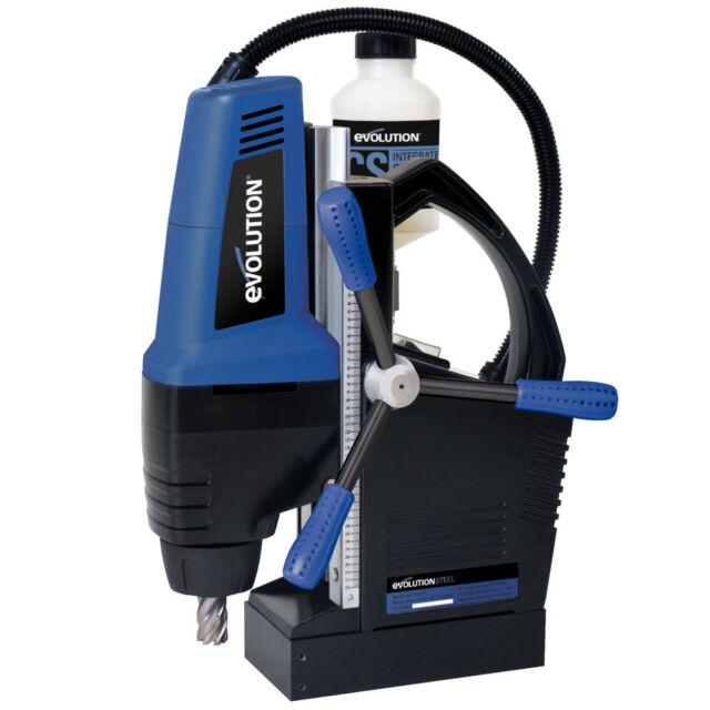 Evolution EVO42 240v 42mm Mag Drill Magnetic Rotabroach type *3 year warranty*