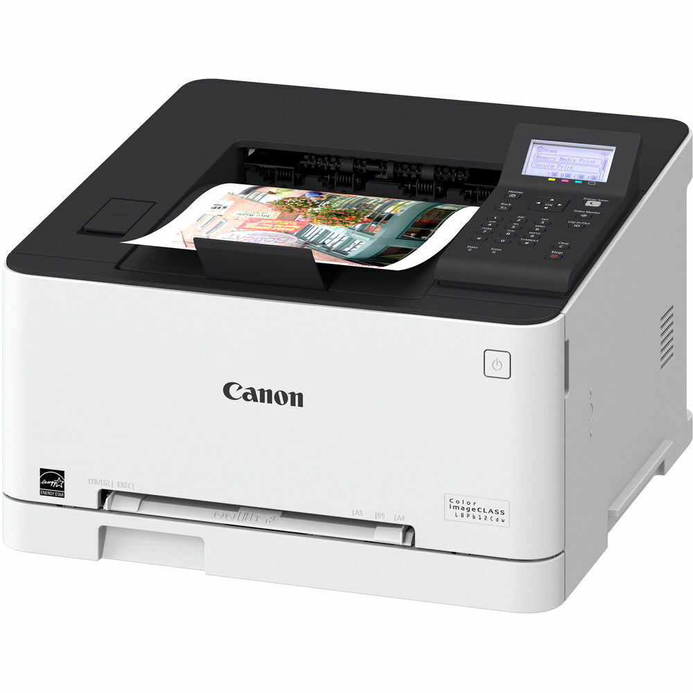BRAND NEW - Canon imageCLASS LBP612CDW Wireless Duplex Color