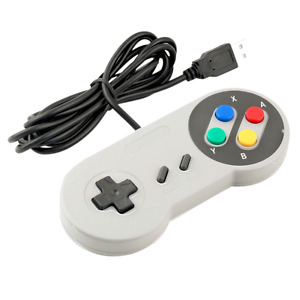 Brand new SNES USB Gamepads. Perfect for any retro game setup