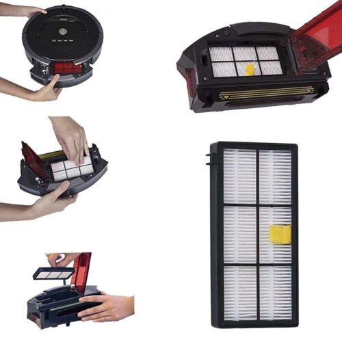 Brush Filers Kit For Irobot Roomba 800 890 900 Series Vacuum Replacement Part