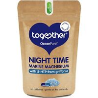 Together Ocean Pure Night Time Marine Magnesium Complex 60 Vegecaps - Vegan - together health - ebay.co.uk