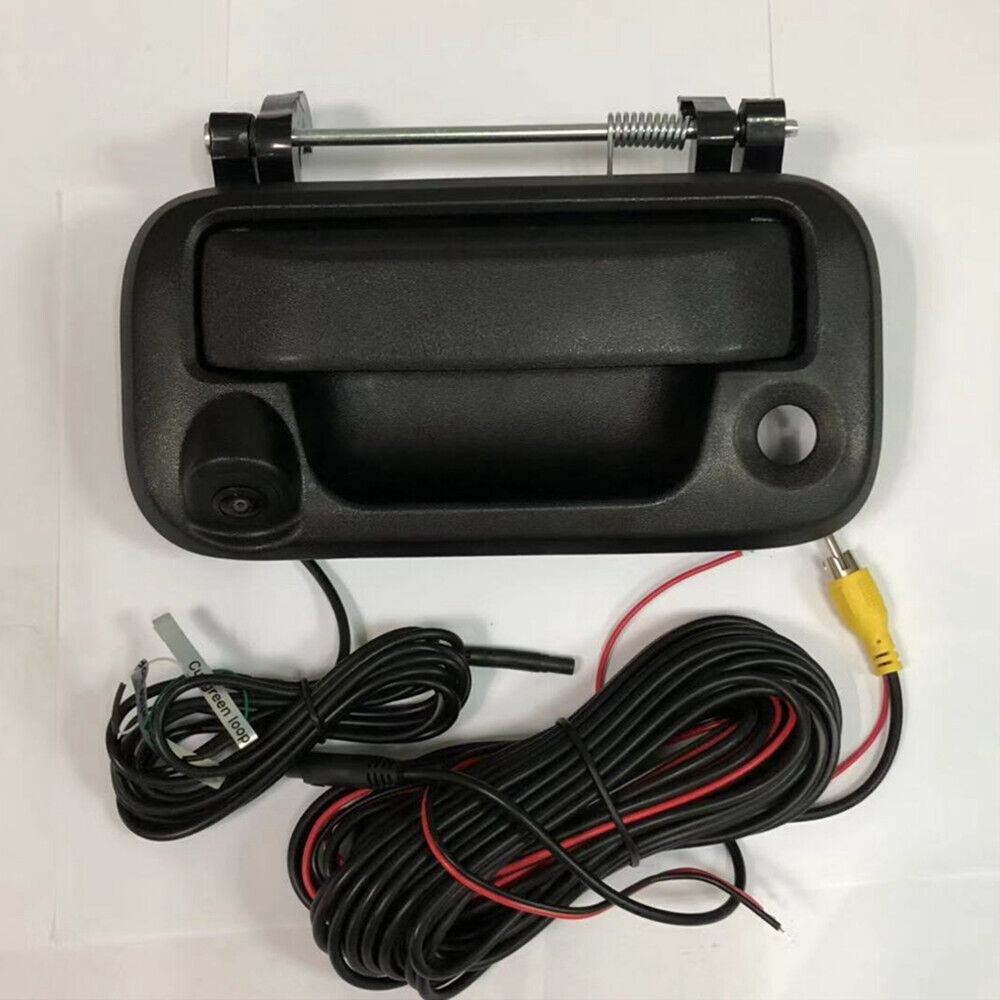 ISSYAUTO Backup Camera Tailgate Handle for 2005-2014 F150 Rear View Camera Reverse Handle