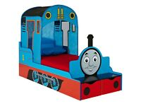 Childrens Thomas the Tank Engine bed