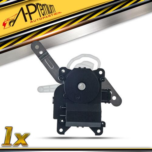 A-Premium 1x Blend Door Actuator For Cadillac DTS V8 4.6L