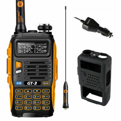 Baofeng *GT-3 MarkII* Dual Band VHF UHF FM Ham Two-way Radio Walkie Talkie USA