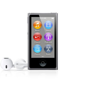 Apple iPod nano 7th Generation SPACE GREY 16GB IPOD ONLY - <span itemprop='availableAtOrFrom'>London, United Kingdom</span> - Apple iPod nano 7th Generation SPACE GREY 16GB IPOD ONLY - London, United Kingdom