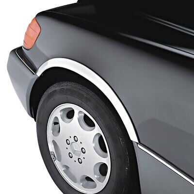 For Mercedes-Benz 560SEL 1986-1991 URO Parts Chrome Fender Trim