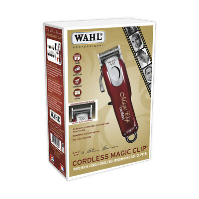 Wahl Professional 5 Star Series Cordless Magic Clip  8148 Free Shipping