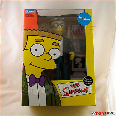 Simpsons Smithers Faces of Springfield 9 inch deluxe