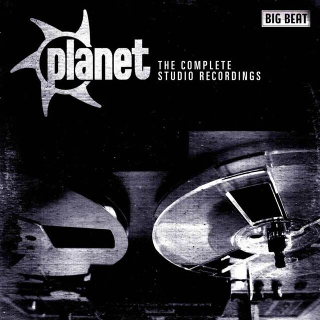 Planet - The Complete Studio Recordings (CDWIKD 281)