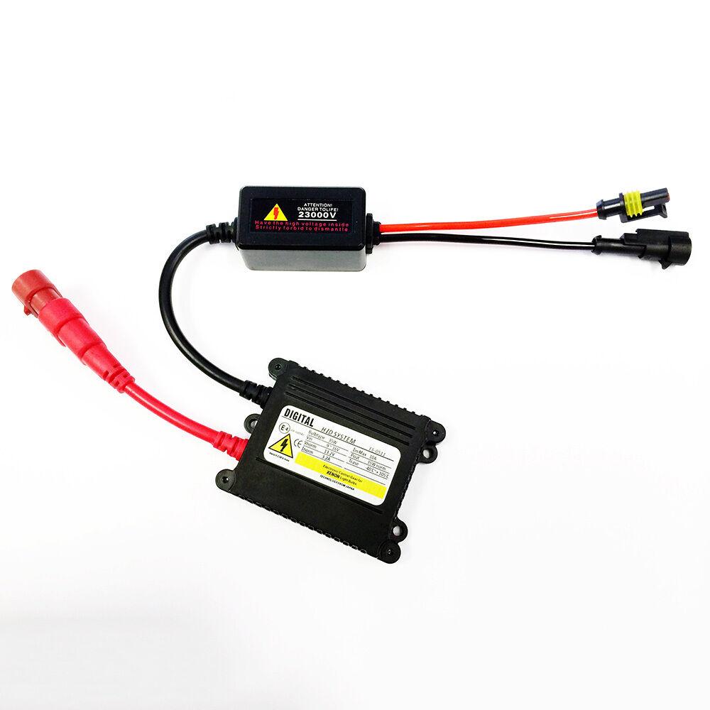 Hid Xenon Hb3 9005 Headlight Hid Kit 35w Dc Ballast 3k 4k