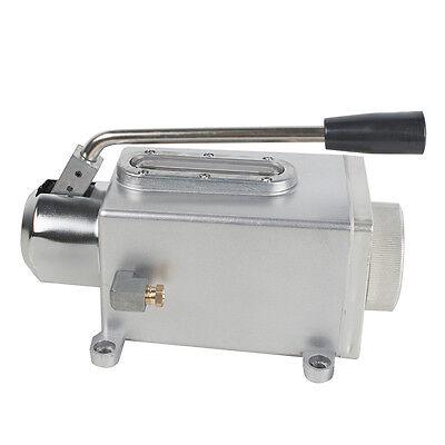Usa Handle Pump Lubricator Lubricating Oil Pump Manual Milling Machine Punching