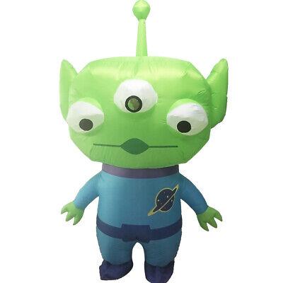 US Seller Disney Toy Story Alien Inflatable Adult - Aliens Toy Story Kostüm