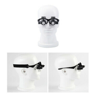 10x15x20x25x Medical Binocular Dental Loupes Optical Glasses Surgical Den