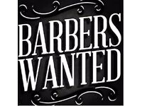 """""""""Barber Tutor With Shop Wanted """""" Free Training ""Wanted"""