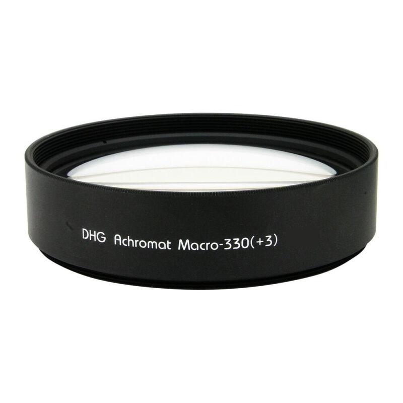 Marumi 58mm 58 DHG Macro +3 200 Achromat Achromatic Close up Lens made in Japan