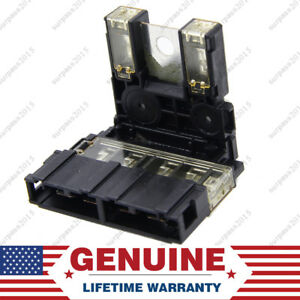 2438089914 Positive Battery Fuse Connector Battery Circuit Fuse for 05-15 Nissan