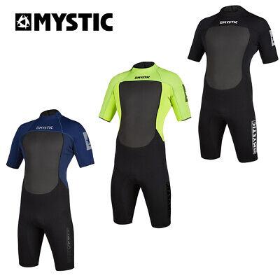 Mystic Wetsuit Brand 3/2 Shorty Back Zip Mens 2020 Size: XS - XXXL