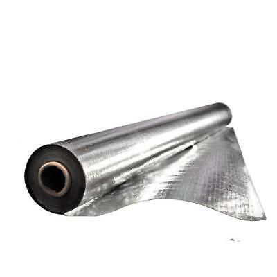 1200 Sqft Radiant Barrier Insulation Roof Attic Garage Doors Windows Perforated